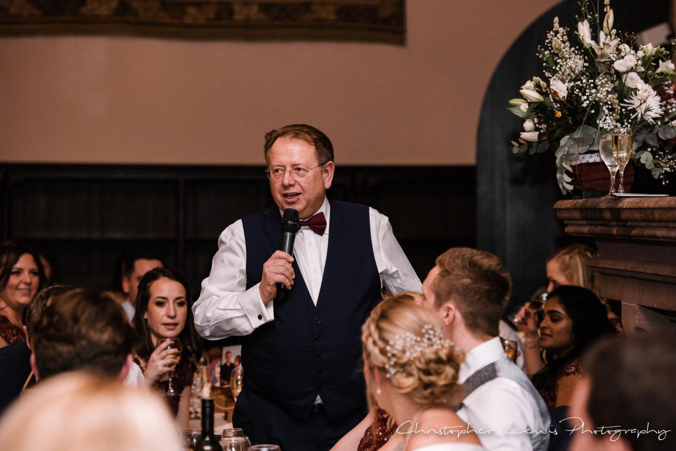 Peckforton Castle Wedding - 38