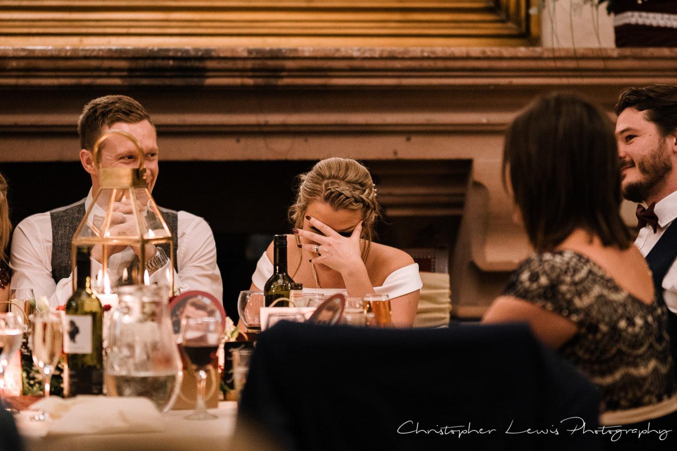 Peckforton Castle Wedding - 40