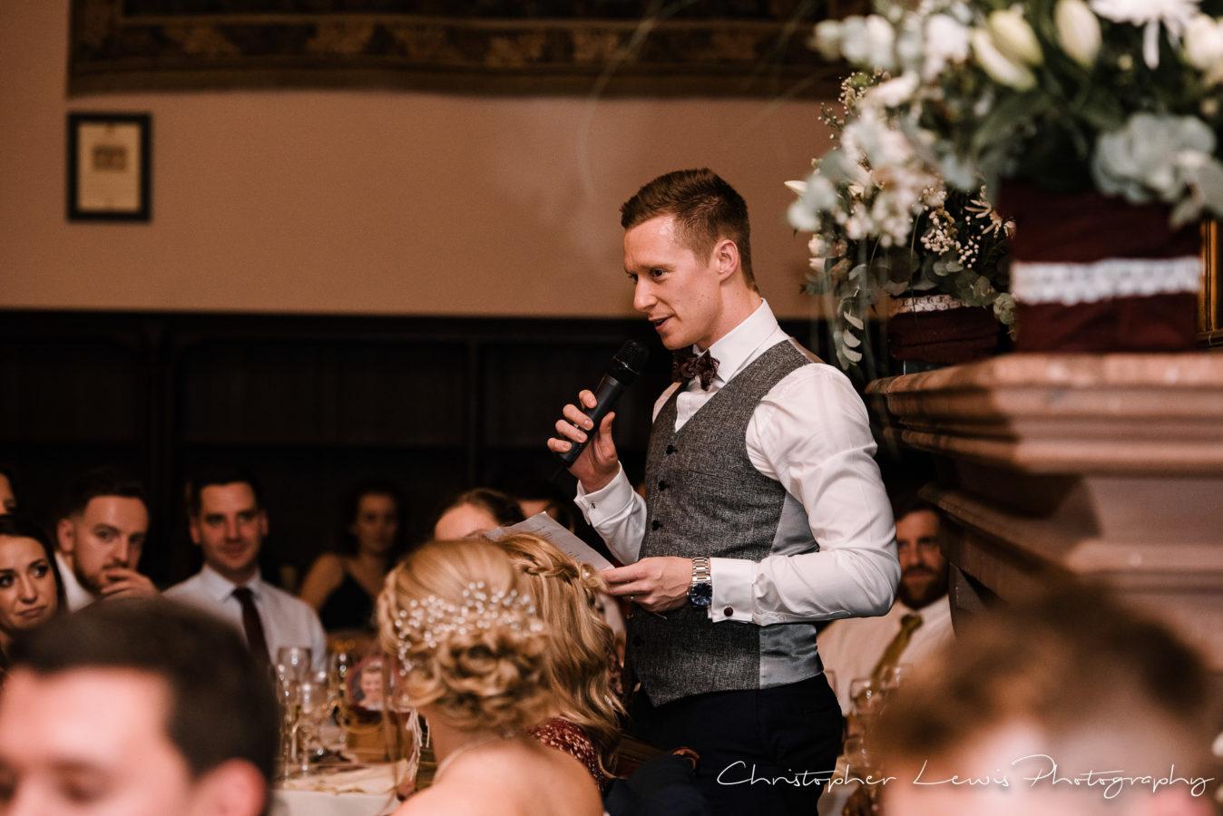 Peckforton Castle Wedding - 42