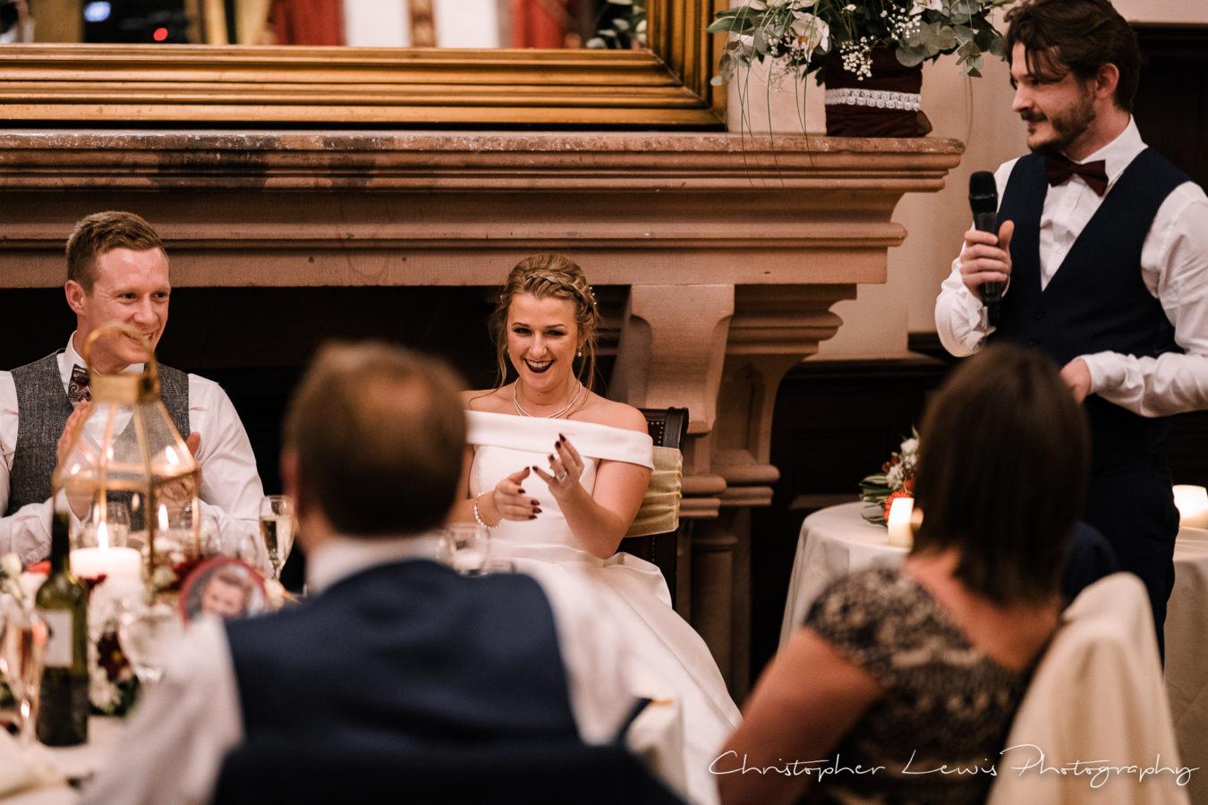 Peckforton Castle Wedding - 43