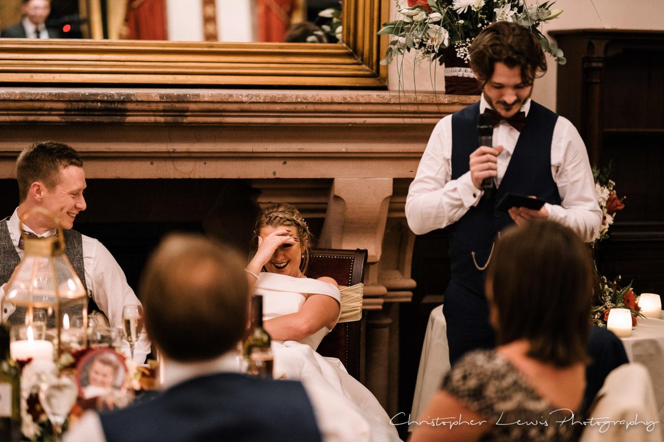 Peckforton Castle Wedding - 44