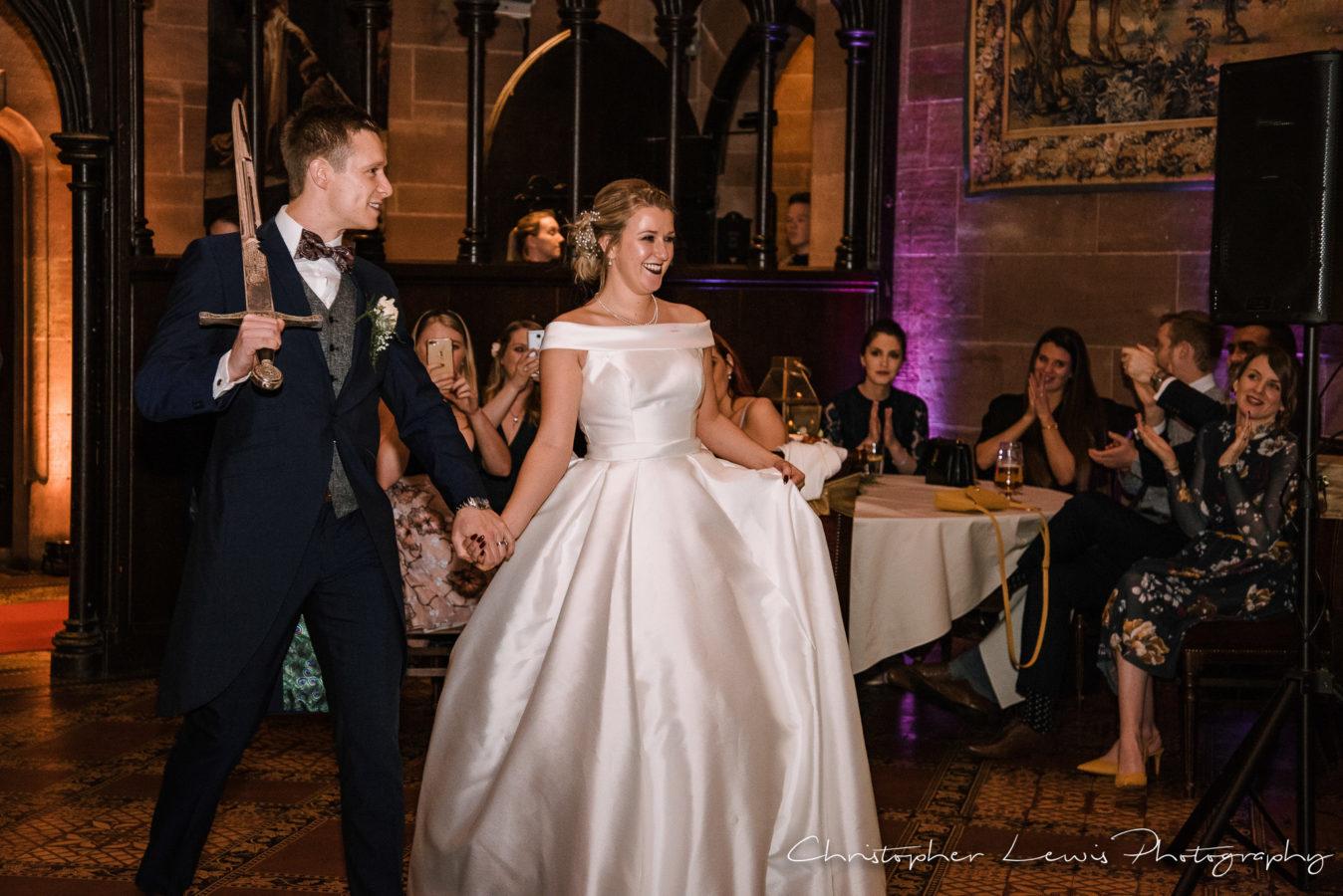 Peckforton Castle Wedding - 47