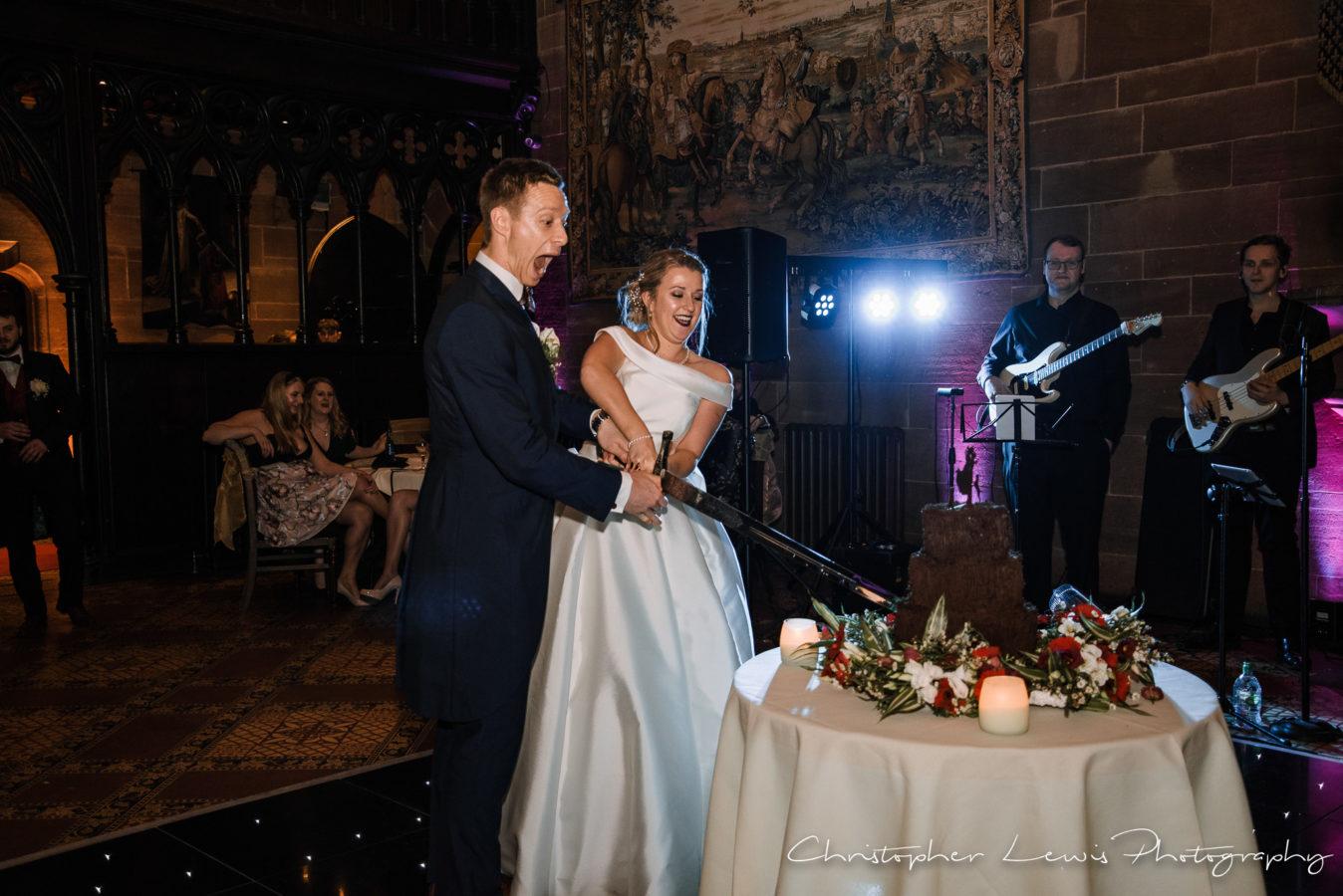Peckforton Castle Wedding - 48
