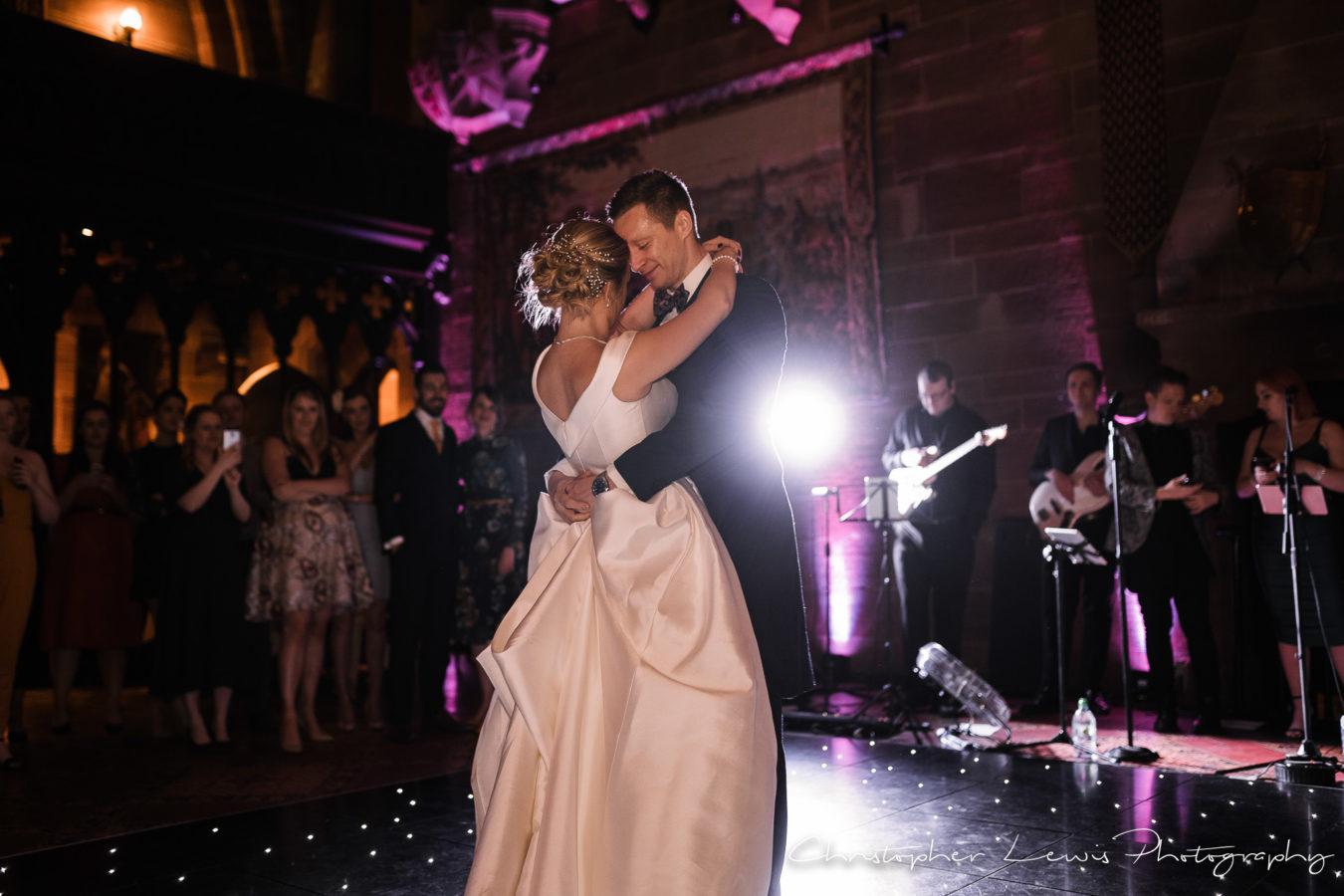 Peckforton Castle Wedding - 54