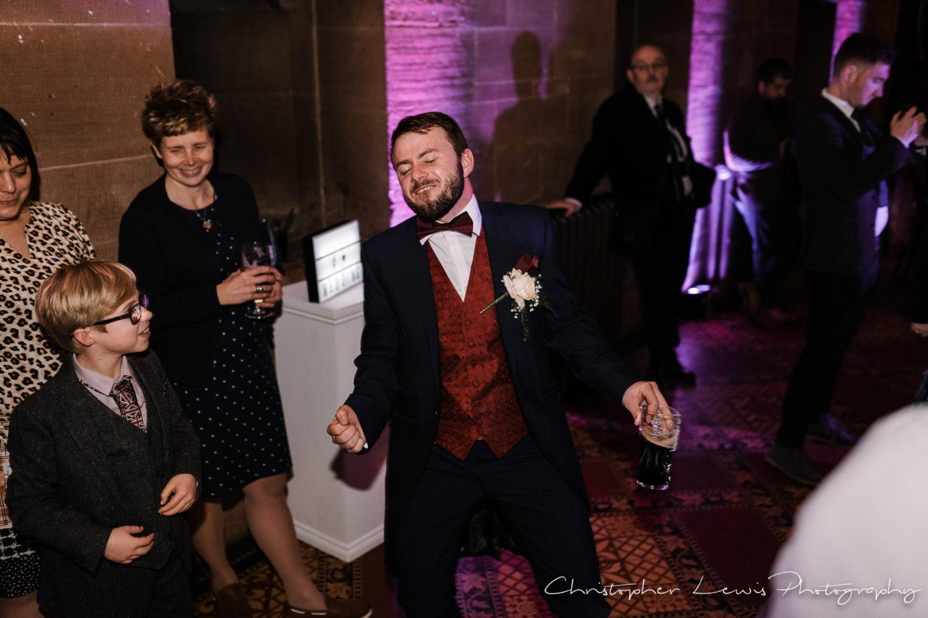 Peckforton Castle Wedding - 59