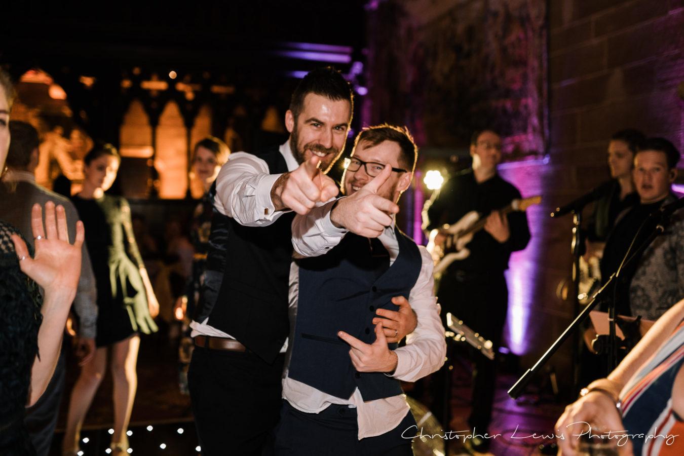 Peckforton Castle Wedding - 61