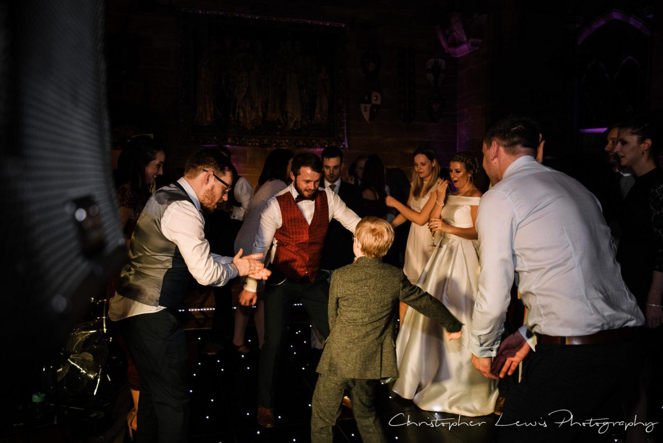 Peckforton Castle Wedding - 63