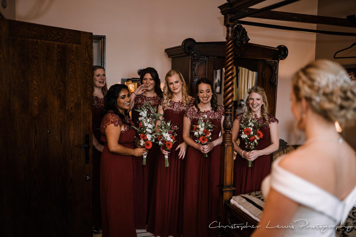 Peckforton Castle Wedding - 8